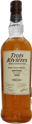 Trois Rivieres 2009 Single Cask 9-Year rum