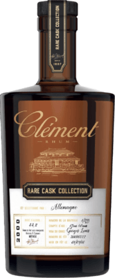 Clement 2000 Rare Cask Collection Allemagne 16-Year rum
