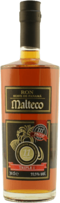 Malteco Triple 1 11-Year rum