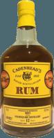 Cadenhead's 2006 Foursquare Single Cask 12-Year rum