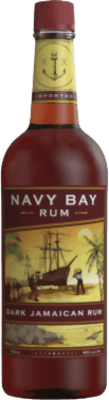 Navy Bay Dark rum
