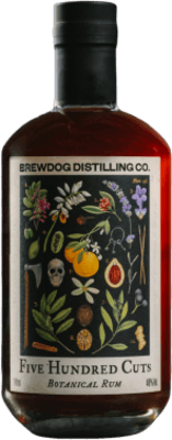 Brewdog 2019 Five Hundred Cuts rum