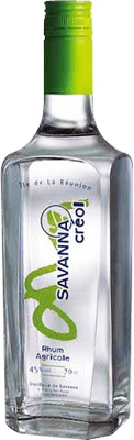 Savanna Créol Blanc rum
