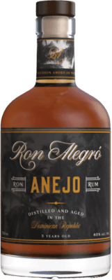 Medium alegro anejo 3 year