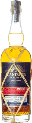Plantation 2009 Single Cask Jamaica Tokaj Finish 10-Year rum