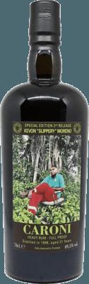 Caroni 1998 Kevon Slippery Moreno 21-Year rum