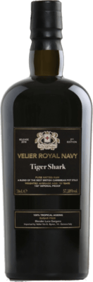 Velier 2005 Royal Navy Tiger Shark 14-Year rum