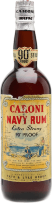 Caroni 2000 Navy Extra Strong 18-Year rum