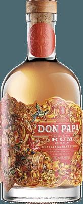 Don Papa Sevillana Cask Finish 12-Year rum