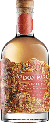 Don Papa Sevillana Cask Finish 12-Year rum