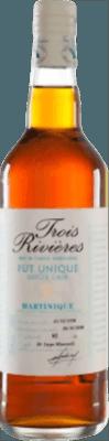 Trois Rivieres 1998 Fut Unique 10-Year rum