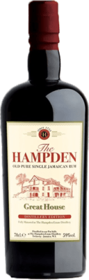 Hampden Estate Great House Destillery Edition rum