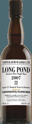 Velier 2007 Long Pond Tecc 11-Year rum