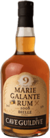 Cave Guildive 2008 Marie Galante Bielle 9-Year rum