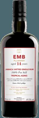 Monymusk 2004 Emb Plummer Tropical Aging 14-Year rum