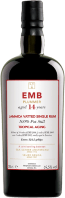 Monymusk EMB Plummer Tropical Aging 14-Year rum