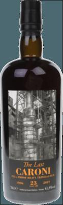 Velier 1996 The Last Caroni 23-Year rum