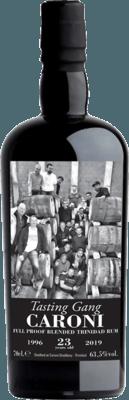 Velier 1996 Trinidad The Tasting Gang 23-Year rum