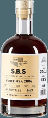 S.B.S. 2006 Venezuela rum