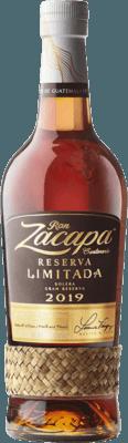 Ron Zacapa Reserva Limitada 2019 rum