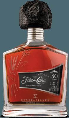 Flor de Caña V Generaciones 30-Year rum