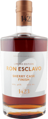 Ron Esclavo Sherry Cask Finish 12-Year rum