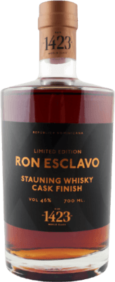 Ron Esclavo Stauning Whisky Cask Finish 12-Year rum
