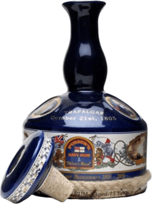 Pusser's 1990 Pussers Trafalgar 15-Year rum