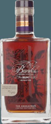 Banks 1996 Limited Edition Guyane Jamaica 16-Year rum