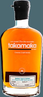 Takamaka Bay 2011 Creole Craft Series rum
