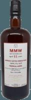 Monymusk MMW Wedderburn Tropical Aging 11-Year rum