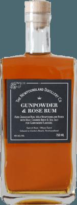 The Newfoundland Distillery Co Gunpowder & Rose rum