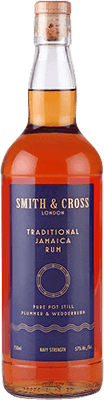Smith and Cross Navy Strength rum