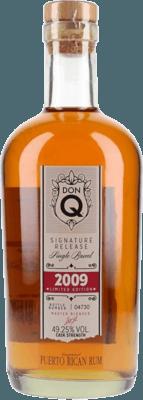 Don Q 2009 Signature Release Single Barrel 10-Year rum