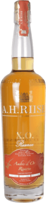 A. H. Riise 2018 Ambre d'or Reserve rum