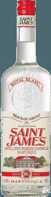 Saint James Royal Blanc 50 rum