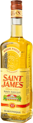 Saint James Paille 1-Year rum