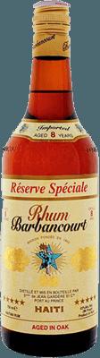 Medium barbancourt 5 star reserve especiale 8 year rum