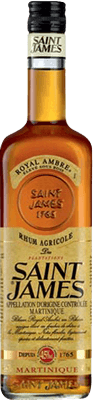 Saint James Royal Ambre 18-Mois rum