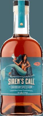 Sirens Call Caribbean Spiced rum