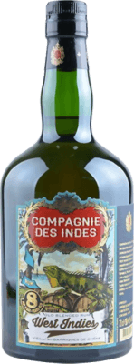 Compagnie des Indes West Indies 8-Year rum