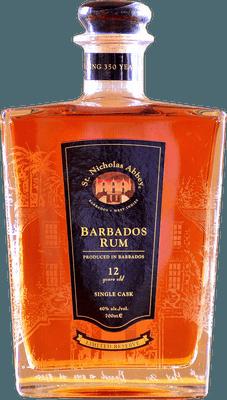 St. Nicholas Abbey 12-Year rum