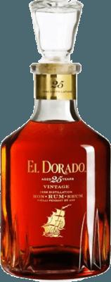 El Dorado 1992 25-Year rum