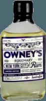 Owney's Rosemary rum