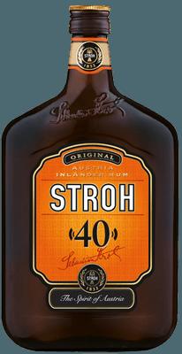 Stroh 40 rum
