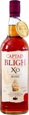 Sunset Captain Bligh Golden rum