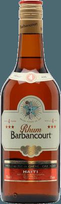 Barbancourt 3 Star 4-Year rum