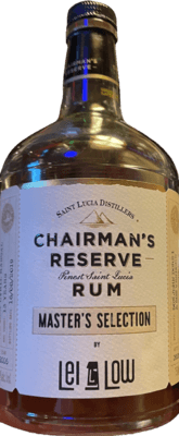 Chairman's 2006 Master Selection: Lei Low 13-Year rum