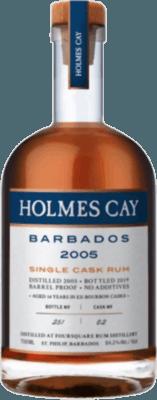 Holmes Cay 2005 Barbados 14-Year rum