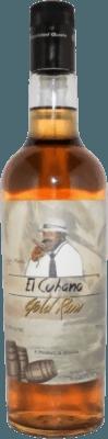 El Cubano Gold rum